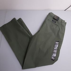 Green Aiden stretch Chino slim fit pants nwt